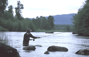 River Spey Fishing