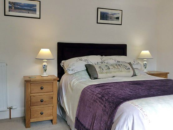 Clune House B&B Newtonmore, Accommodation Cairngorms National Park